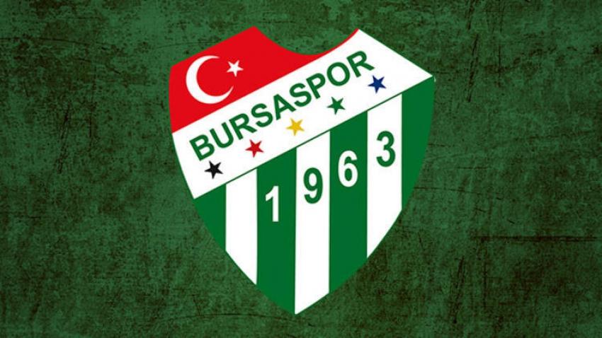 Bursaspor kampında şok gelişme!