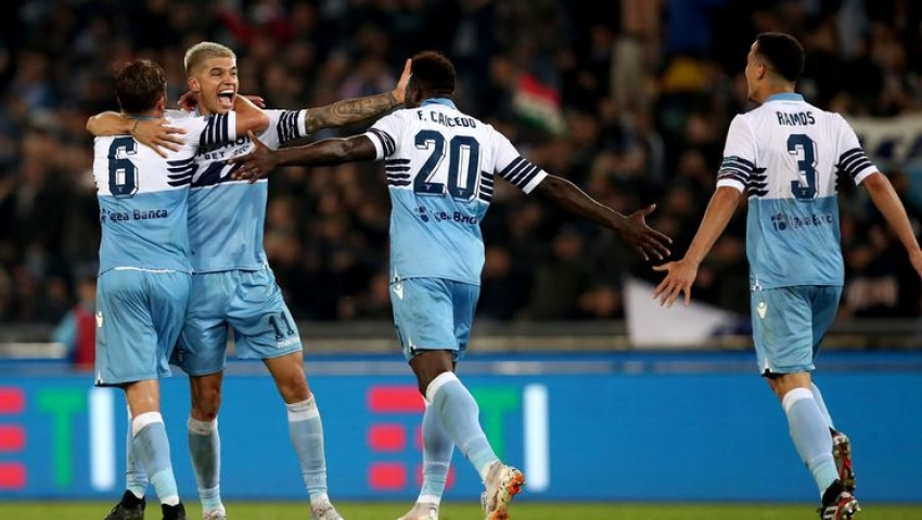 İtalya Kupası'nda zafer Lazio'nun