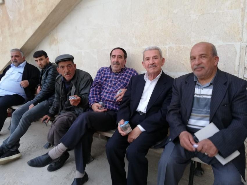 Belediye iftar çadırı kurmayınca vatandaşlar tepki gösterdi