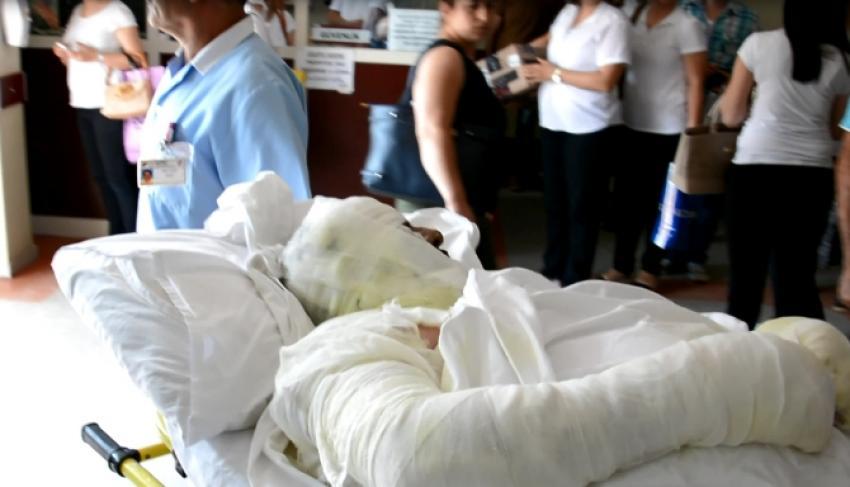 Tersanede patlama: 4 işçi ağır yaralı