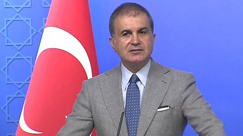 Ömer Çelik'ten Kılıçdaroğlu'na yanıt