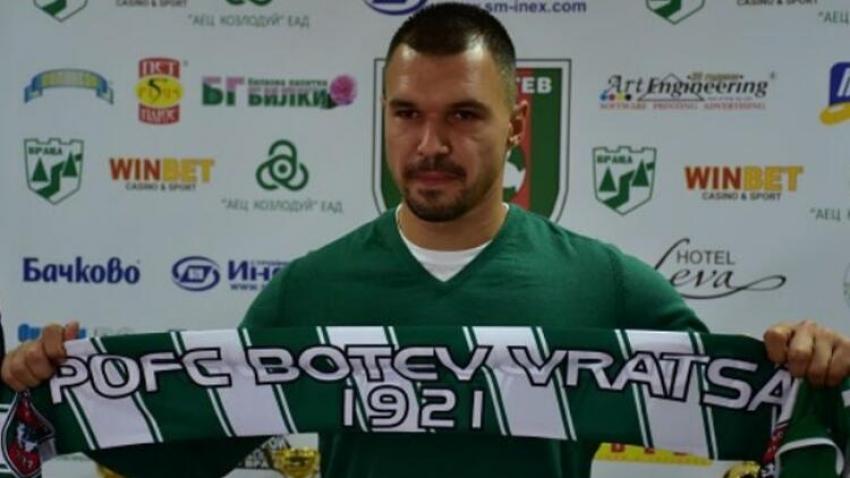 Bursaspor'da Valeri Bojinov sesleri!