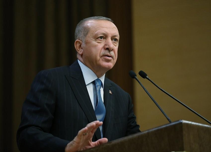 Büyükelçiler Cumhurbaşkanı Erdoğan'a güven mektubu sundu