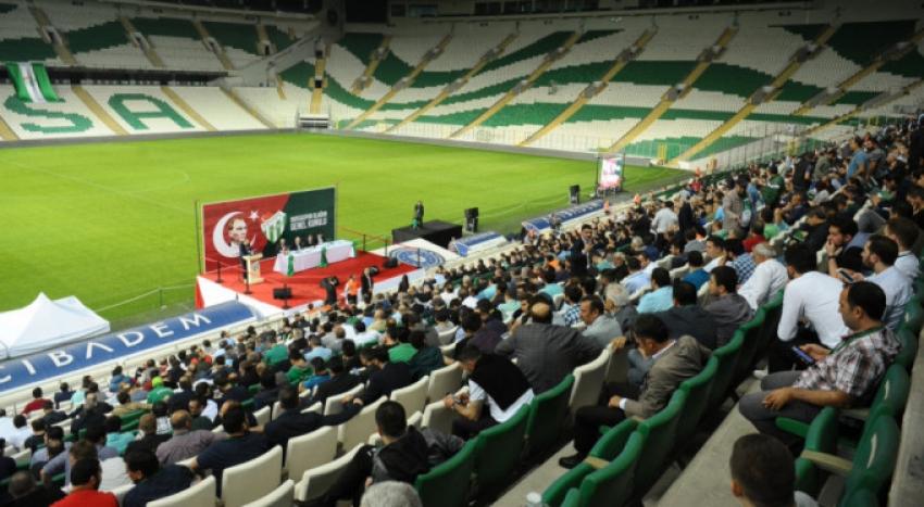 Bursaspor'da Kongre kararı