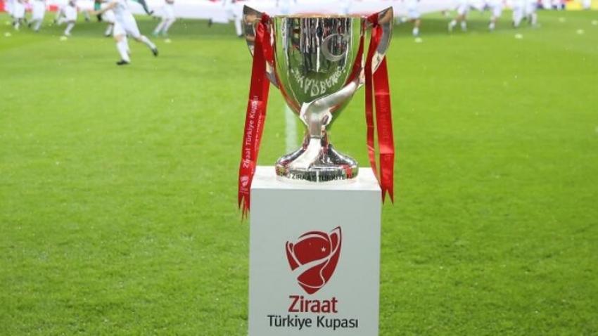 Ziraat Türkiye Kupası'nda kura çekimi tarihi açıklandı