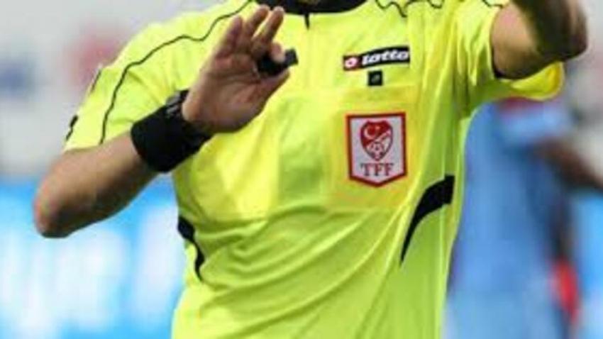 Bursaspor-Eskişehirspor maçını yönetecek hakem belli oldu