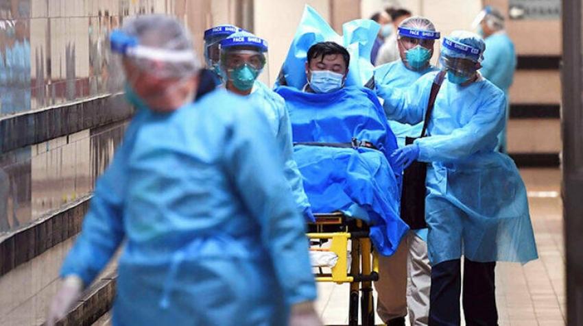 """Uzmanlardan """"korona virüsü"""" açıklaması"""