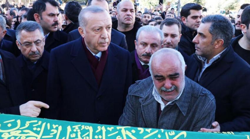Cumhurbaşkanı Erdoğan deprem bölgesinde: Devletimizin bir ihtiyacı yok