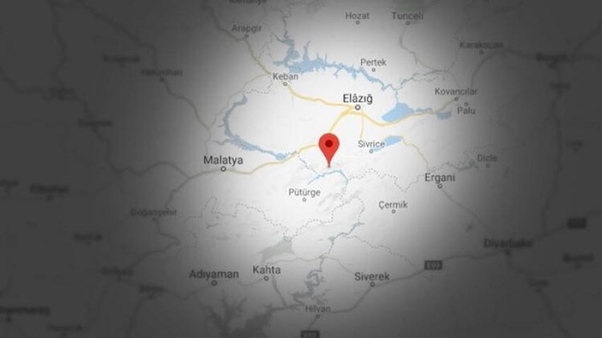 Elazığ Sivrice'de 5.1 deprem