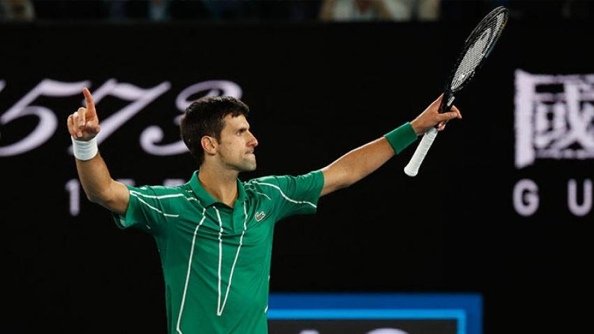 Avustralya'da şampiyon Djokovic!