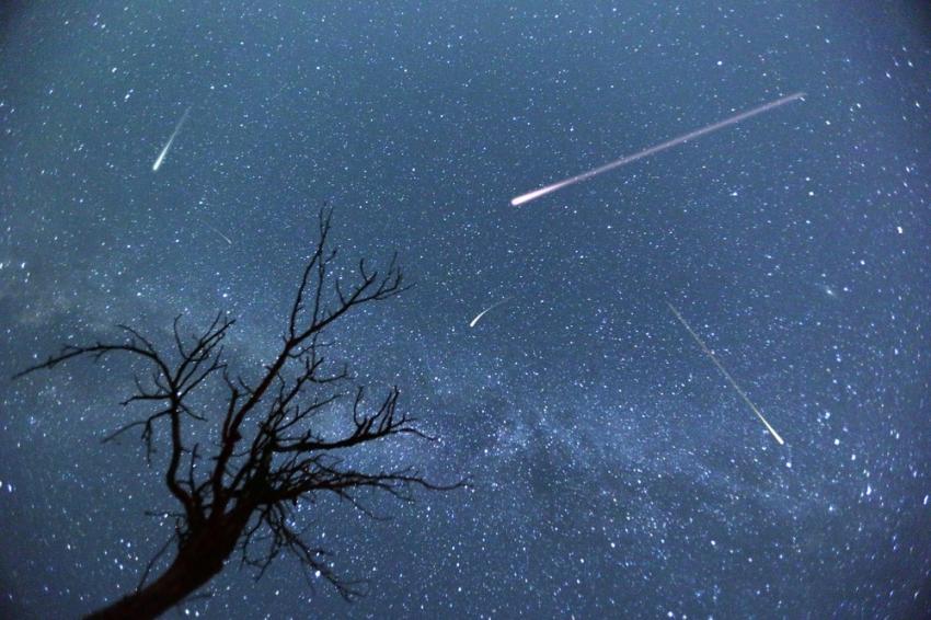 Meteor yağmuru Türkiye'den de takip edilebilecek
