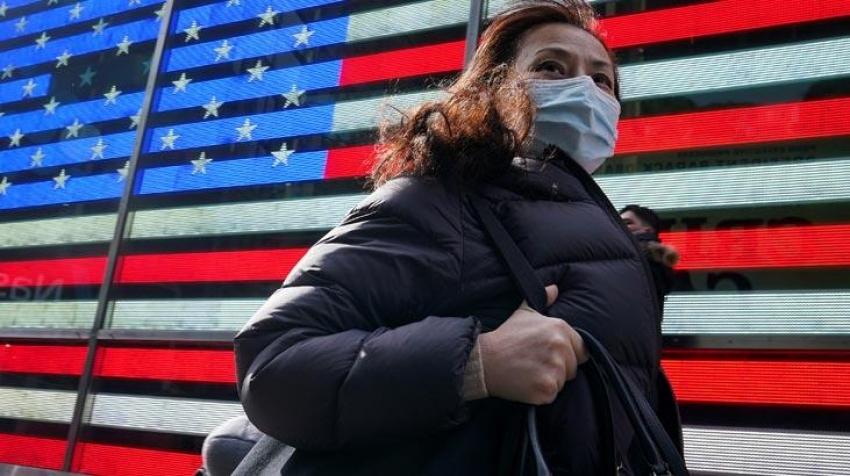 ABD'de virüsün korkunç bilançosu