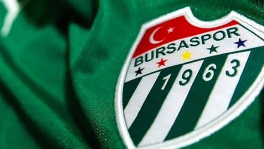Bursaspor'dan geçmiş olsun mesajı