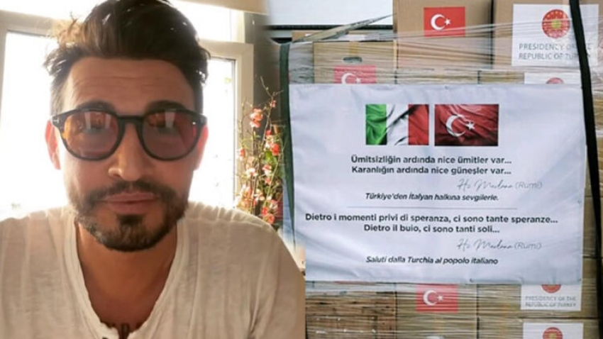 İtalyan şef Danilo Zanna: Türkiye'nin büyük kalbini iyi biliyorum