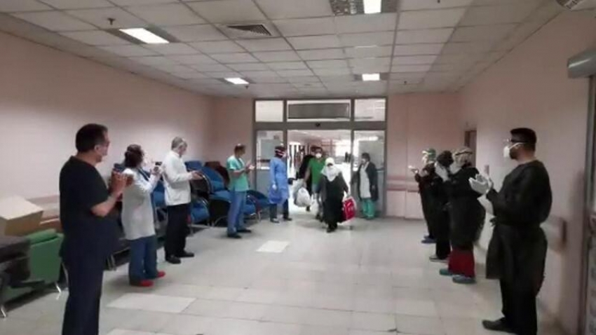 Türkiye'de 20 kişi daha virüsü yendi