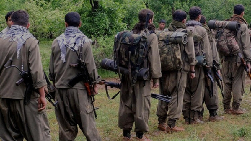 300 PKK'lı Ermenistan'a geçti