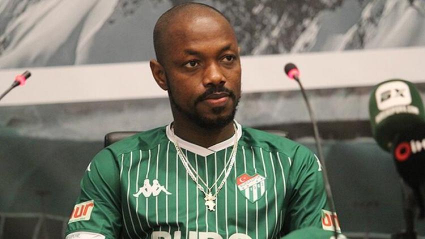 Abdou Razack Traore, Bursaspor'u ileriye taşıdı!