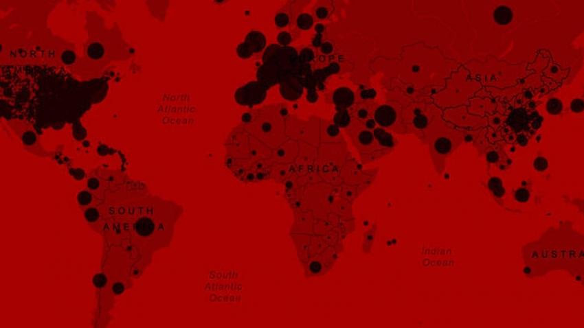 Dünya genelinde korona virüs vaka sayısı 85 milyonu geçti