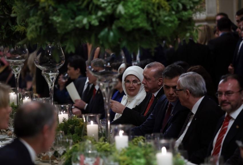 G20'de Erdoğan'a özel 'helal' menü