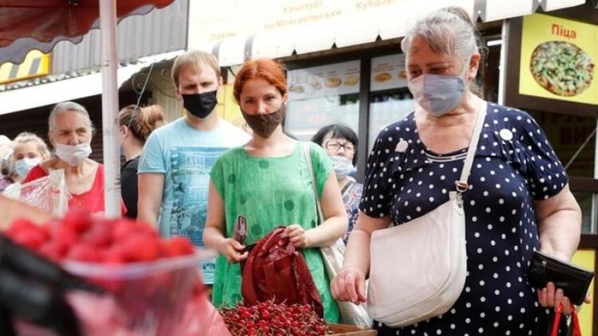Avrasya ülkelerinde virüs vakaları artışta