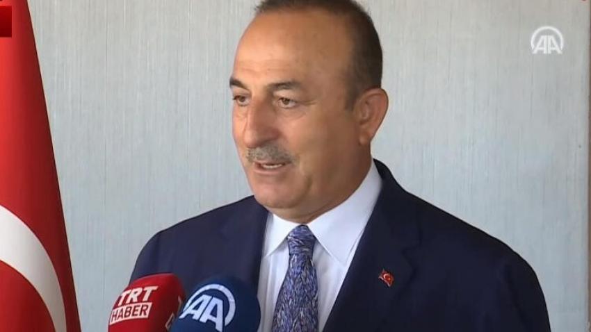 Bakan Çavuşoğlu'ndan Libya'da açıklamalar