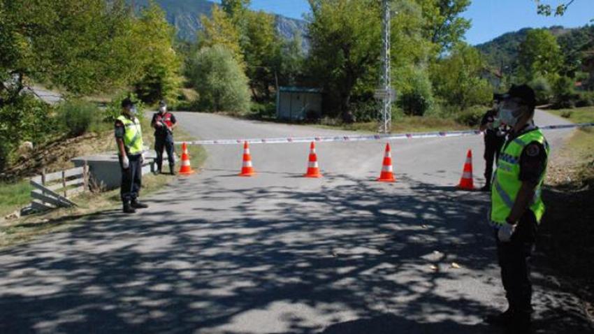 Nişanın ardından 16 kişide koronavirüs görüldü, köy karantinaya alındı