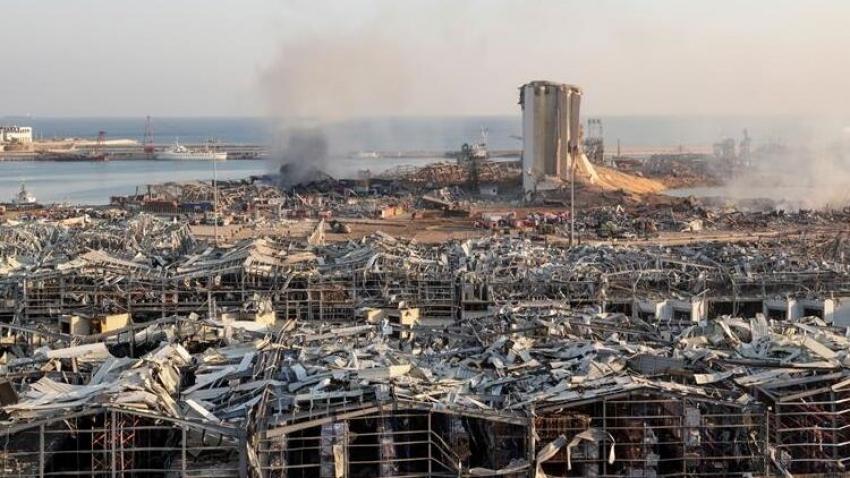 Beyrut'taki patlamaya ilişkin soruşturmaya FBI de dahil oldu