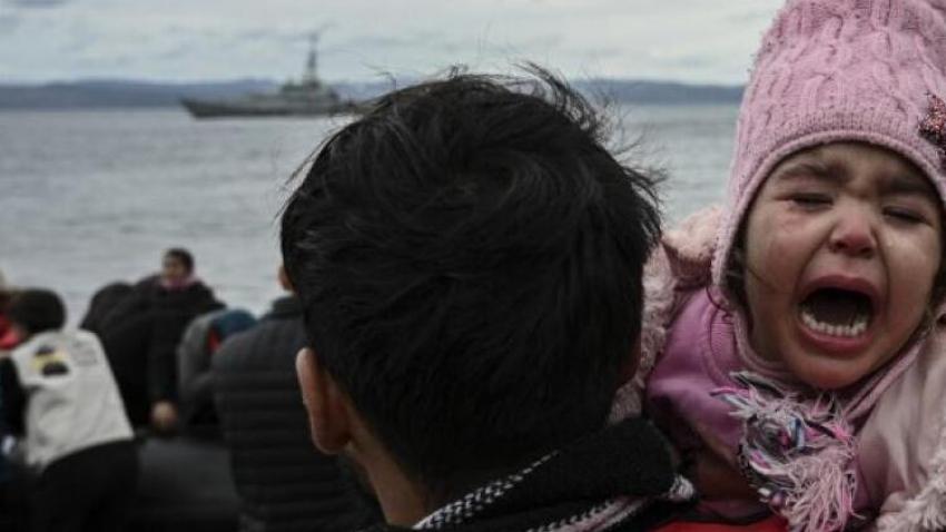 Yunanistan'dan insanlık dışı davranış