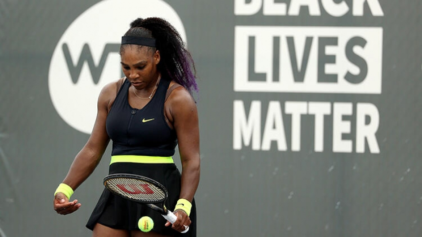 Serena Williams çeyrek finalde elendi