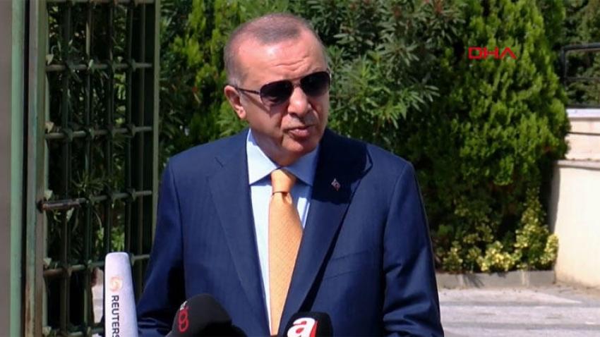 Cumhurbaşkanı Erdoğan'dan flaş 'aşı' mesajı