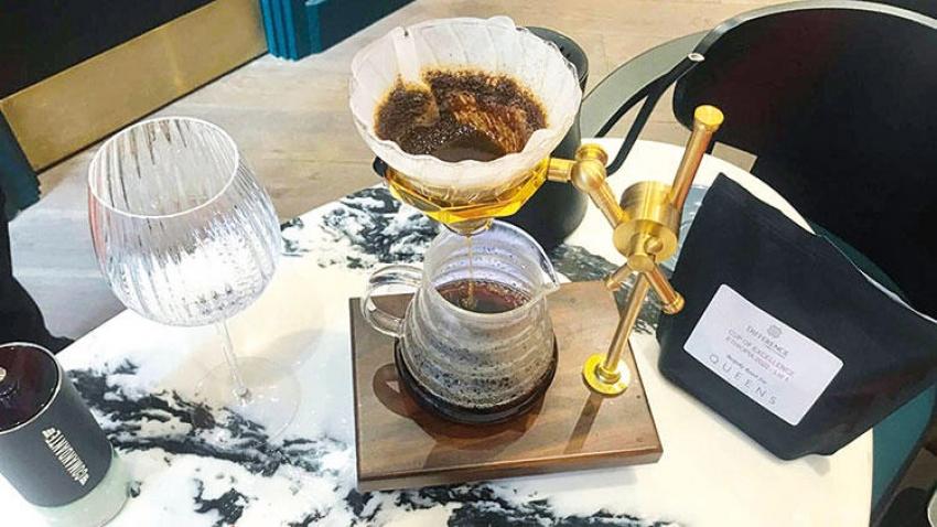 Bir fincan kahve 625 lira