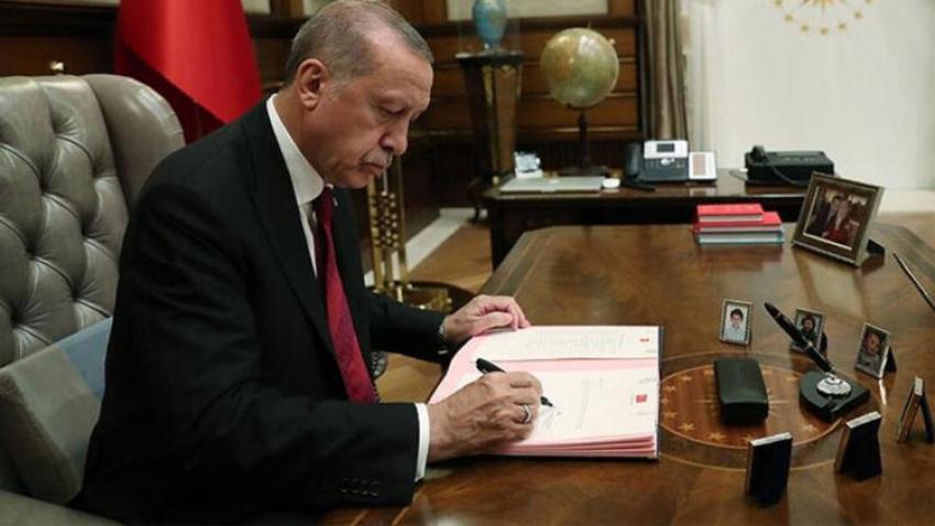 Erdoğan'dan 6 kent için önemli imza