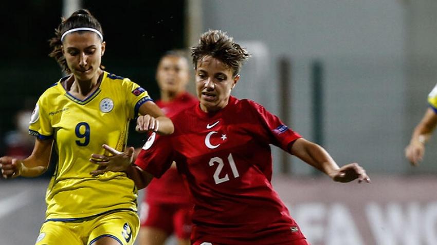 Türkiye ve Kosova puanları paylaştı