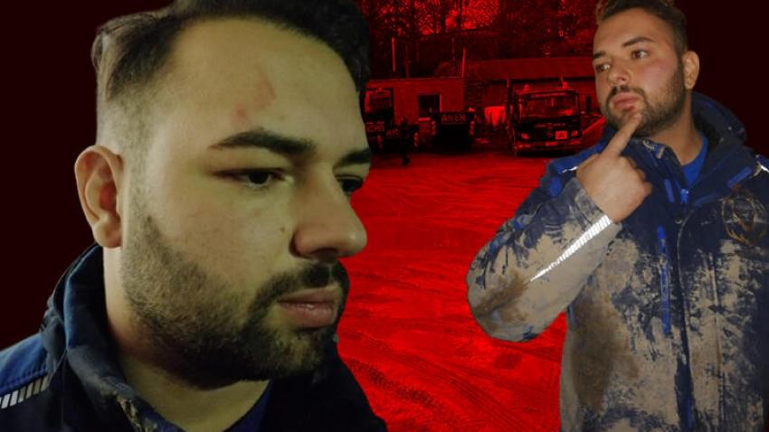 Alman polisinden Türk iş adamına işkence