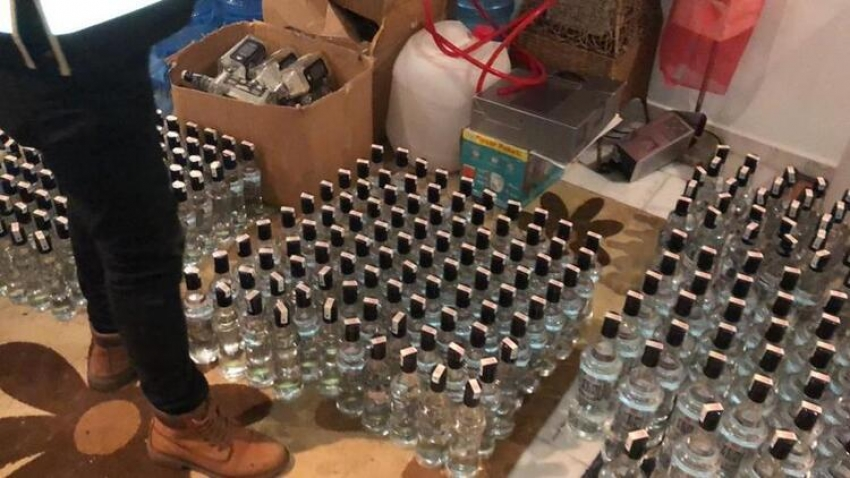 Sahte içkiden 17 günde 78 ölüm
