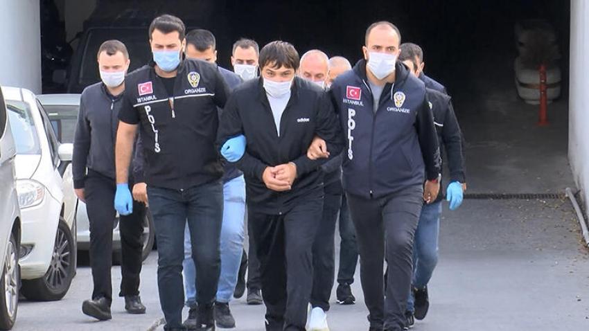Gürcü mafya lideri Türkiye'de yakalandı