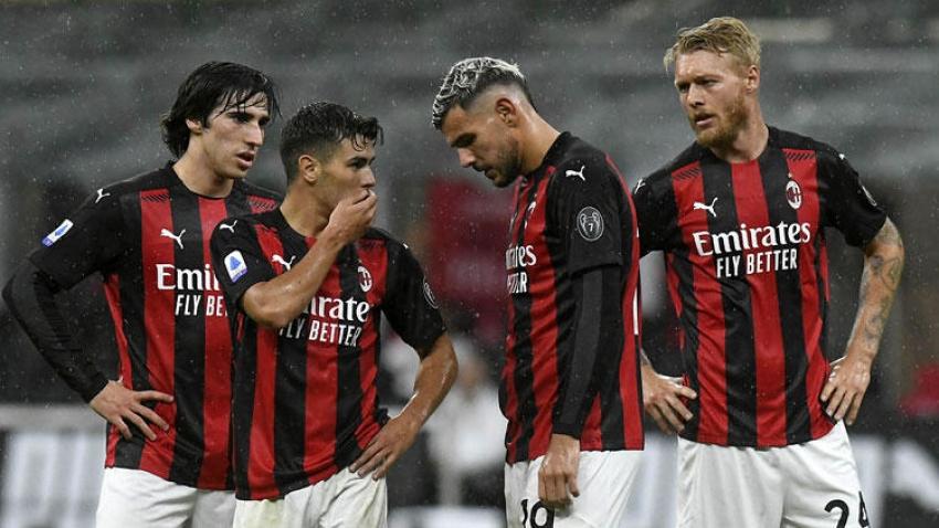 Milan'da virüs şoku!