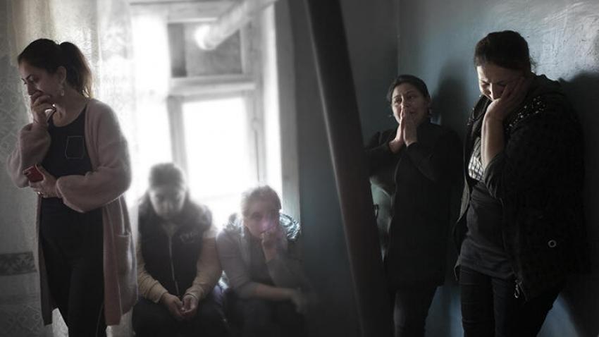 Ermenistan sivilleri vurmaya devam ediyor