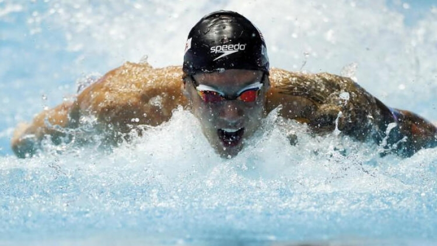 ABD'li yüzücü Dressel, 2 dünya rekoru kırdı