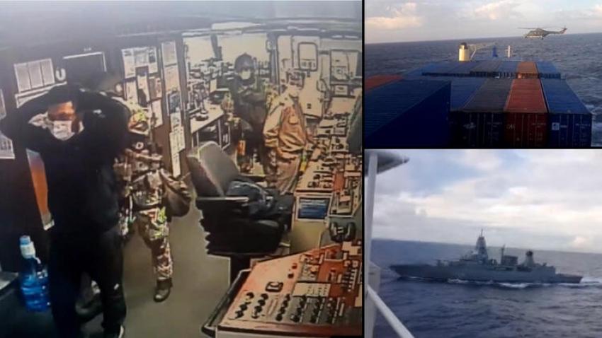 Türk gemisine baskın! - Bursa.com