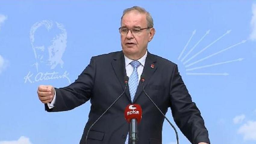 CHP'den Türk gemisindeki skandal aramaya tepki