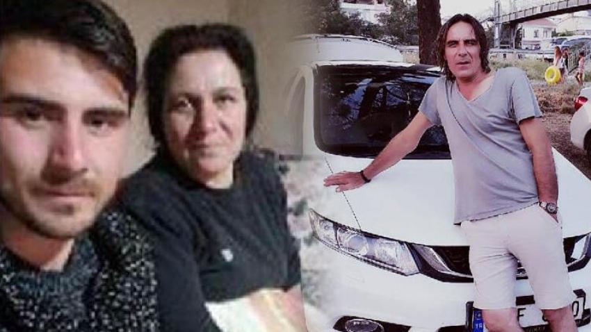 Boşandığı eşi ve oğlunu öldürmüştü!