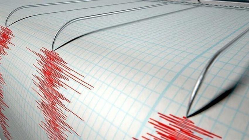Kardeş ülkede deprem