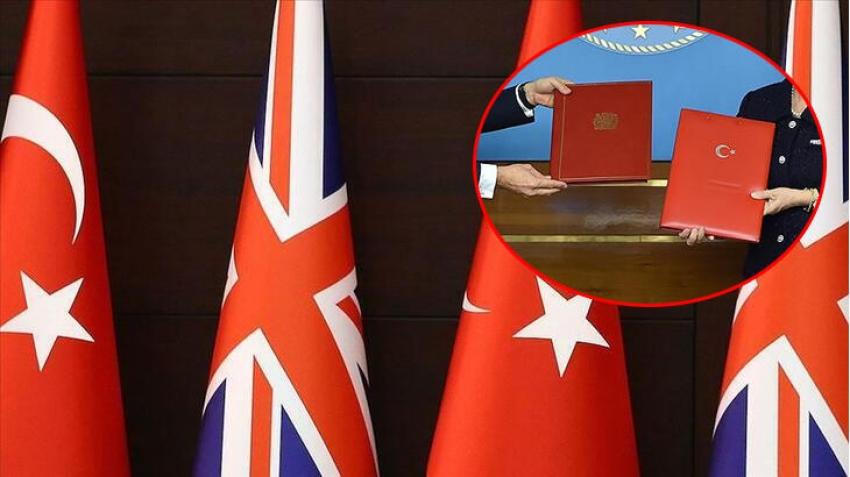 Türkiye-İngiltere ilişkileri