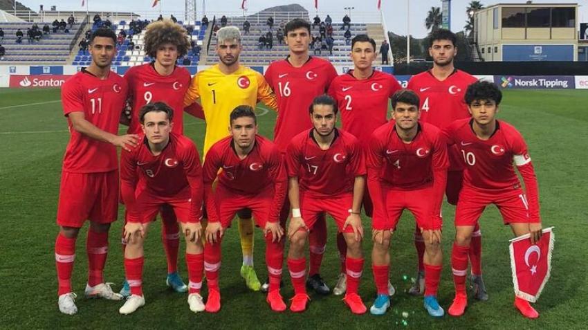 U19 Milli Takımı'nın aday kadrosu açıklandı!