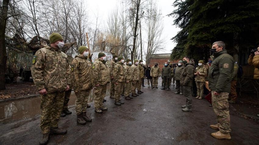 Donbas'ta sıcak saatler