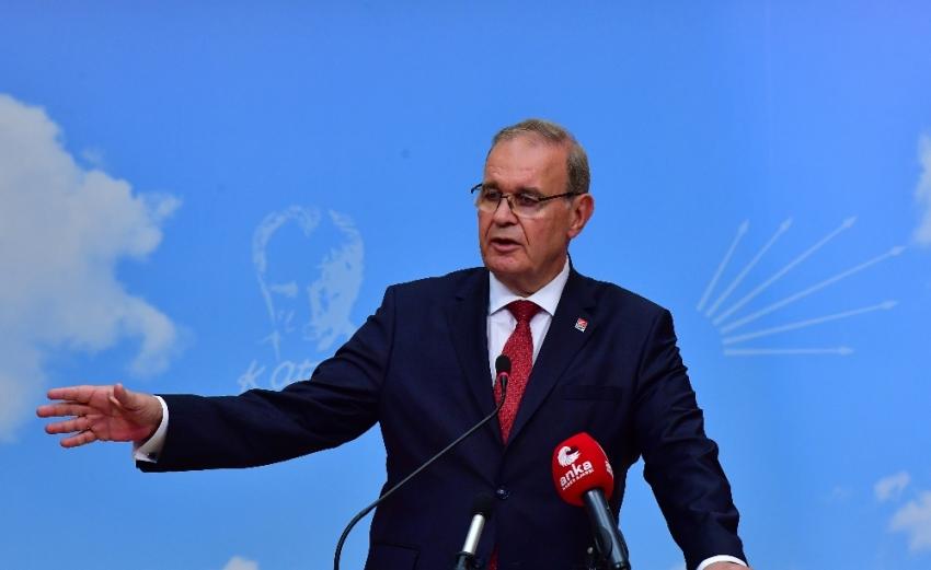 """CHP Sözcüsü Öztrak: """"CHP, Cumhuriyeti er geç tam demokrasi ile taçlandıracaktır"""""""
