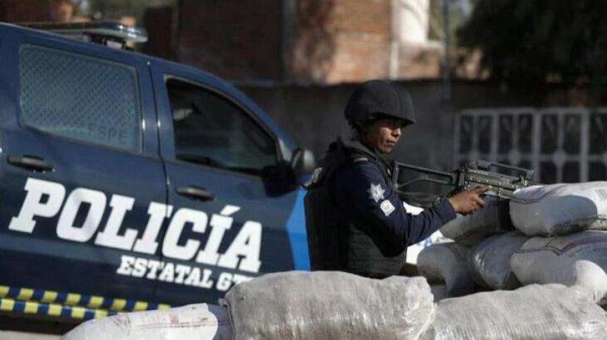 Meksika'da katliam
