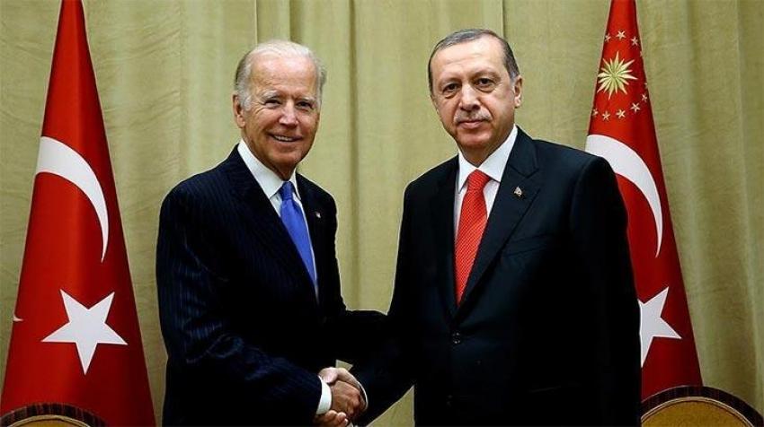 Beyaz Saray'dan Erdoğan - Biden görüşmesi için açıklama