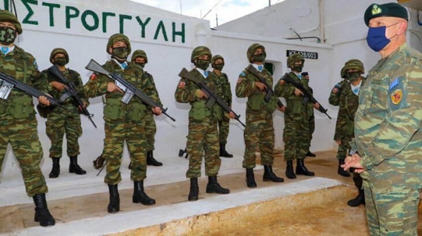 ABD, Yunanistan sınırımıza asker yığmaya devam ediyor